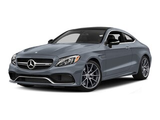 New 2018 Mercedes-Benz C-Class AMG C 63 Coupe Charlotte