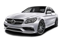 2018 Mercedes-Benz AMG C 63 AMG C 63 Sedan