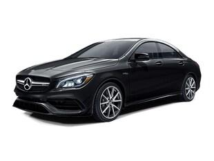 2018 Mercedes-Benz AMG CLA 45 AMG CLA 45 Coupe