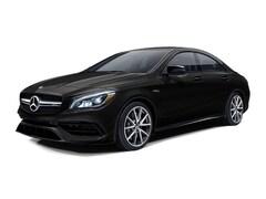 2018 Mercedes-Benz CLA AMG CLA 45 Coupe