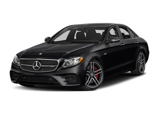 2018 Mercedes-Benz AMG E-Class E 43 Sedan