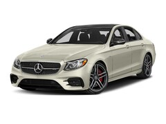 2018 Mercedes-Benz E-Class 4MATIC Sedan