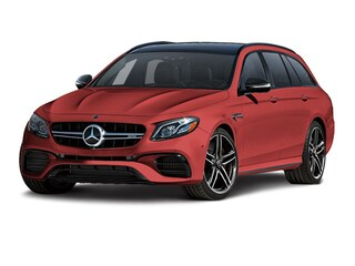 Used 2018 Mercedes-Benz AMG E 63 AMG E 63 S  4matic Wagon Wagon for sale in Fort Myers, FL