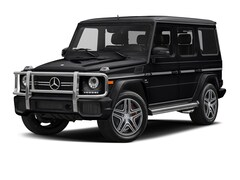 New 2018 Mercedes-Benz AMG G 63 Base SUV in Ontario CA