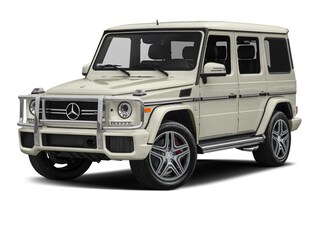 2018 Mercedes-Benz AMG G 63 Base SUV