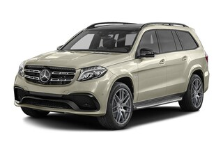 2018 Mercedes-Benz AMG GLS 63 4MATIC SUV