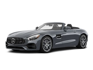 Used 2018 Mercedes-Benz AMG GT Roadster in Belmont