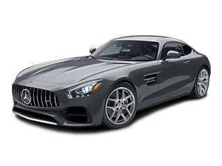 2018 Mercedes-Benz AMG GT Coupe Selenite Gray Metallic