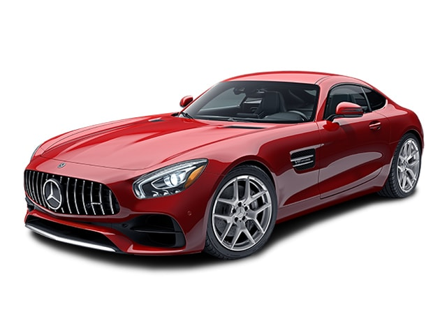 2018 Mercedes-Benz AMG GT Coupe