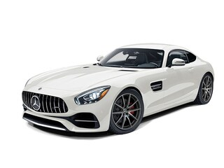 2018 Mercedes-Benz AMG GT S Coupe