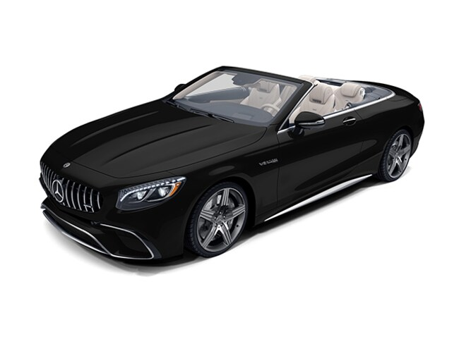 2018 Mercedes-Benz AMG S 63 Convertible