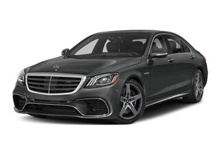 2018 Mercedes-Benz S-Class AMG S 63 Sedan
