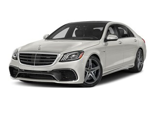 2018 Mercedes-Benz AMG S 63 4MATIC Sedan For Sale In Fort Wayne, IN