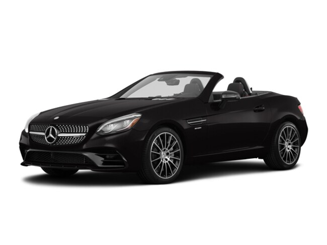 New 2018 Mercedes-Benz AMG SLC 43 Convertible in Glendale, near Los Angeles