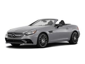 2018 Mercedes-Benz AMG SLC 43 SLC 43 AMG® Convertible