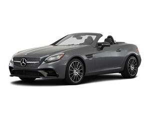 2018 Mercedes-Benz SLC SLC 43 AMG Convertible