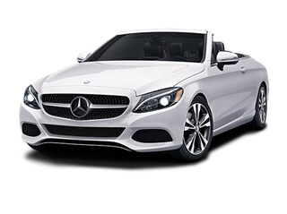 New 2018 Mercedes-Benz C-Class C 300 Cabriolet for sale in Belmont, CA