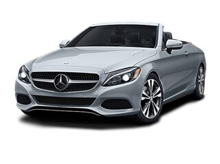 2018 Mercedes-Benz C-Class C 300 4MATIC Cabriolet in Lafayette, IN