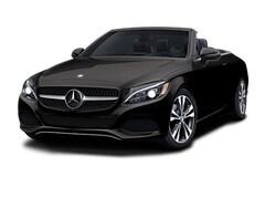 2018 Mercedes-Benz C-Class C 300 4MATIC Cabriolet