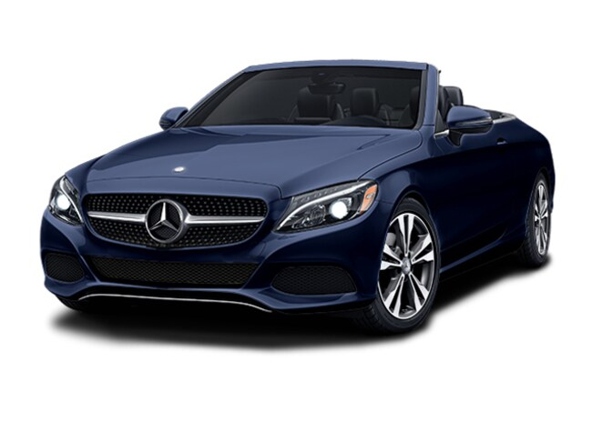 New 2018 Mercedes-Benz C-Class C 300 4MATIC Cabriolet For Sale/Lease Grand Blanc, MI