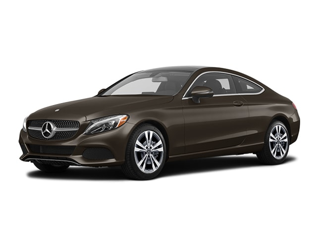 2018 mercedes benz c class coupe harriman for Mercedes benz of orange county