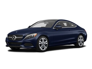 New 2018 Mercedes-Benz C-Class Coupe Los Angeles