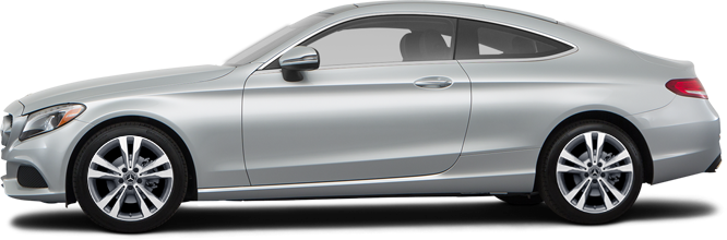 2018 Mercedes-Benz C-Class Coupe C 300