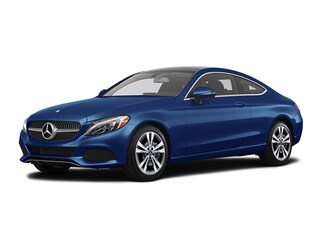 New 2018 Mercedes-Benz C-Class C 300 Coupe Durham, NC