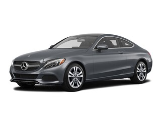 2018 Mercedes-Benz C-Class C 300 4MATIC Coupe