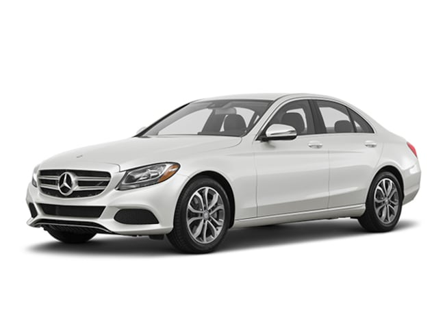 New 2018 Mercedes-Benz C-Class C 300 4MATIC Sedan for sale in Arlington VA