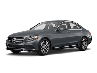 2018 Mercedes-Benz C-Class C 300 4MATIC AWD C 300 4MATIC  Sedan