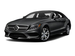 2018 Mercedes-Benz CLS 550 Coupe Selenite Gray Metallic