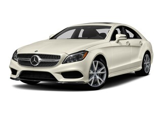 2018 Mercedes-Benz CLS 550 CLS 550 4matic® Coupe