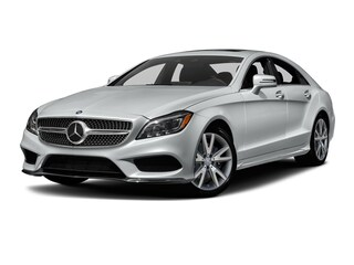 2018 Mercedes-Benz CLS 550 CLS 550 Coupe