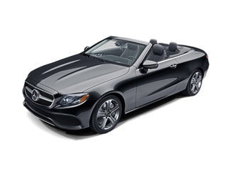 2018 Mercedes-Benz E-Class Cabriolet Selenite Gray Metallic