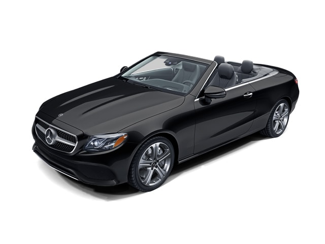 New 2018 Mercedes Benz E Class E 400 Cabriolet For Sale Midland, TX