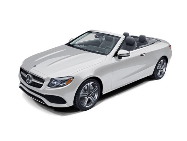 New 2018 Mercedes-Benz E-Class E 400 Cabriolet in Glendale, near Los Angeles