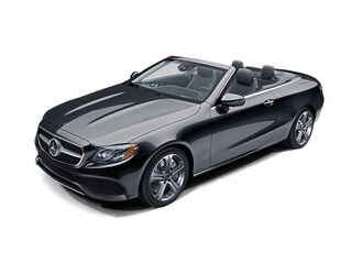 New 2018 Mercedes-Benz E-Class E 400 Cabriolet in Belmont