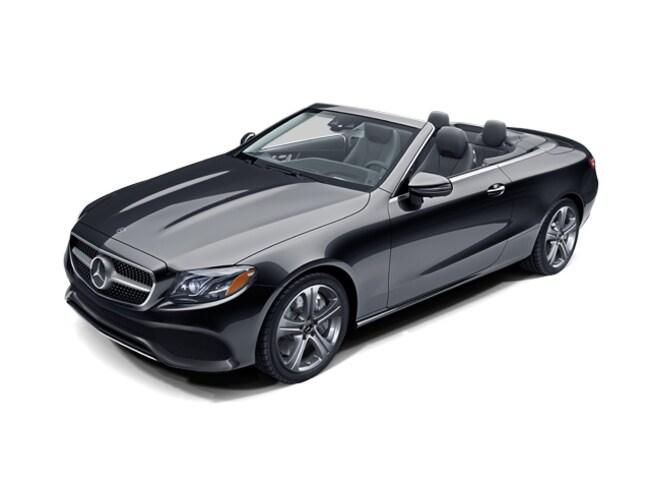 New 2018 Mercedes-Benz E-Class E 400 Cabriolet near Hampton