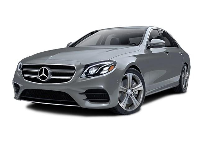 New 2018 Mercedes-Benz E-Class E 300 4MATIC Sedan for sale in Arlington VA