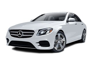 2018 Mercedes-Benz E-Class E 300 4MATIC Sedan Ann Arbor MI