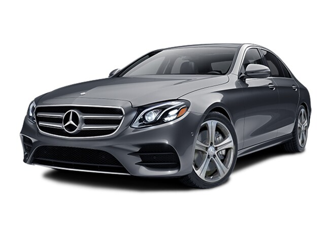 2018 Mercedes-Benz E-Class E 300 4MATIC Sedan