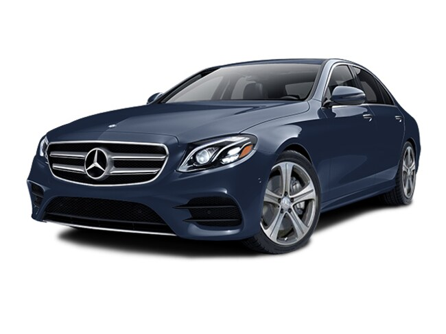 New Mercedes-Benz 2018 Mercedes-Benz E-Class E 300 Sedan Santa Clarita