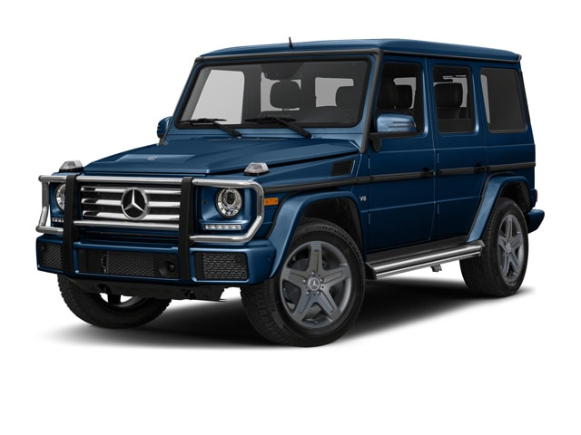 2018 mercedes benz g class suv san jose for Mercedes benz g class mpg