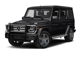 New 2018 Mercedes-Benz G-Class SUV Los Angeles