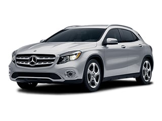 2018 Mercedes-Benz GLA 250 SUV Polar Silver Metallic