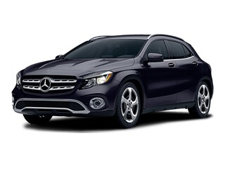New 2018 Mercedes-Benz GLA 250 SUV Black for sale Fort Myers, FL