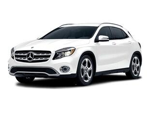 2018 Mercedes-Benz GLA 250 GLA 250 4matic SUV