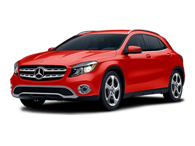 Used 2018 mercedes benz gla 250 gla 250 for sale in for Mercedes benz fayetteville ar