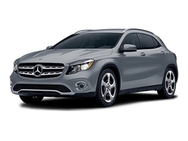 New 2018 Mercedes-Benz GLA 250 4MATIC SUV Burlington, Vermont